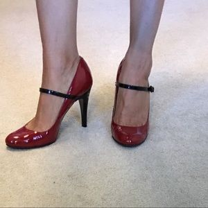 Red hot heels by Nine West